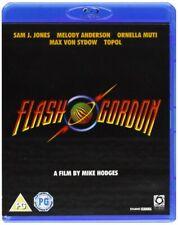 Flash Gordon (Blu-ray) Melody Anderson, Chaim Topol, Max von Sydow