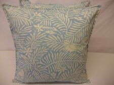 CUSHION COVERS MADE IN SANDERSON HOME CALICO BIRDS FABRIC