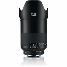 New Carl Zeiss Milvus Distagon T* 35mm F1.4 ZF.2 Wide Angle Lens Nikon F Mount
