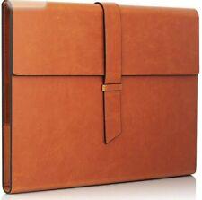 Gl Gallaway Leather Portfolio Ltbrowntan Brand New In Box