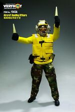 Very Hot US NAVY FLIGHT DECK CREW Aircraft Handling Officers Set 1/6