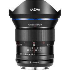New Venus Optics Laowa 15mm f/2 f2 FE Zero-D Lens for Sony E Mount Cameras