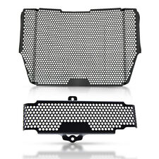 Set  Motor Radiator Grille Guard Cover for Triumph Speed Triple 765 S 2018-2020