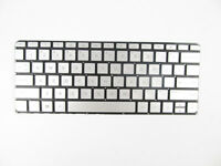 For HP 13-v021nr 13-v151nr 13-v101dx 13-v111dx Keyboard US Silver for backlit