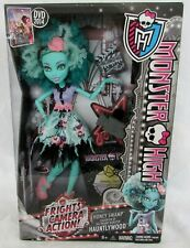 Monster High Frights Camera Action Honey Swamp Doll New in Box Mint!
