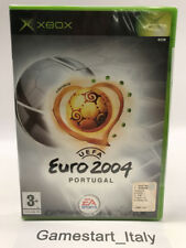 UEFA EURO 2004 PORTUGAL - XBOX - NUOVO SIGILLATO NEW SEALED PAL VERSION