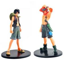 One Piece Dx Figure The Grandline Men Vol.1 Luffy Ace Figuart Whole Set Of 2 Toy
