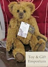 Charlie Bears Isabelle Mohair Collection NOSTALGIA - Number 217 of 400