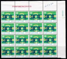 Portugal -1975 - Yvert 1268a - Fosforescente - 16 Unid - MNH Valor 190 €