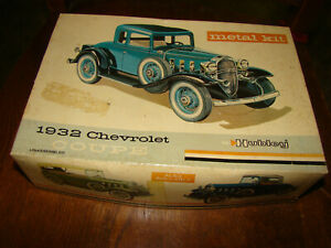 Hubley Die Cast Model 1932 Chevrolet Coupe