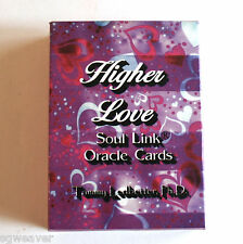 Higher Love Soul Link Oracle Cards Deck By Tammy Ledbetter Ph.D.