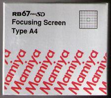 MAMIYA RB67  Mattscheibe Typ A4  -  focusing screen type A4 Checker  Neu   New