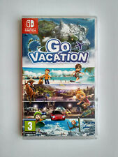 Go Vacation Nintendo Switch Brand New Factory Sealed