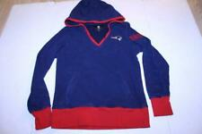Women's New England Patriots S Hooded Sweater Pro Line