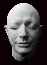 Jeff Goldblum Life Mask Cast:The Fly, Jurassic Park, Law & Order Criminal Intent