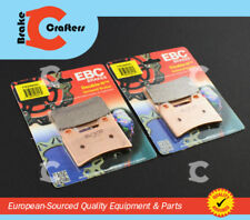 2011 - 2013 DUCATI 1100 MONSTER EVO - EBC HH RATED FRONT BRAKE PADS 2 SETS