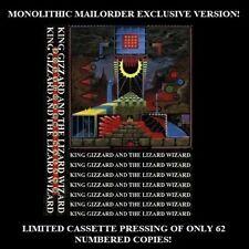 King Gizzard & Lizard Wizard Polygondwanaland CASSETTE TAPE only 62 made! NEW!!!