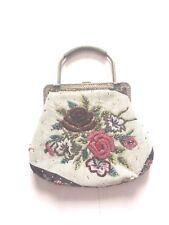 Women Multi Color Unbranded Bead Handbag sz s