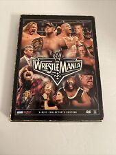 New listing Wrestlemania 22 (DVD, 2006, 3-discs)