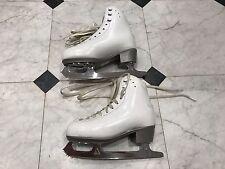 Ultima Mark IV Figure Patins à glace 7 2/3 avec Risport RF 4 Taille 200 UK Junior 12