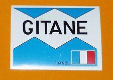 PANINI SPRINT 72 CYCLISME 1972 N°27 EQUIPE GITANE RADFAHREN WIELRIJDER CICLISMO