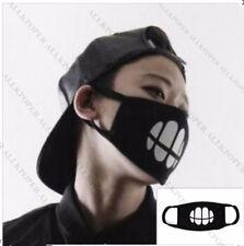 KPOP Bigbang G-Dragon T.O.P Mouth Mask Facial Nose Cool Face Muffle