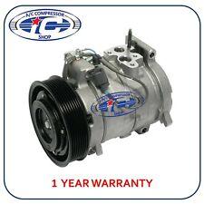 A/C Compressor Fits Honda Element 2003-2011 L4 2.4L OEM 10S17C 77372