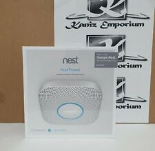 *BNIB* Google Nest Protect Smoke + Carbon Monoxide Alarm, Long Life Battery X1