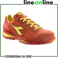 scarpe antinfortunistiche rosse in vendita Ricambi e