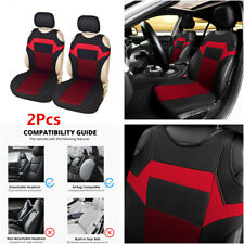 T-shirt Design Seat Cover Jacquard Fabric Seat Universal Protection For Most Car