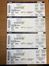 Konzertticket Domingo Opera Night Verona So 04.08.2019