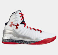 Under Armour Clutchfit Drive USA Olympic Stephen Curry PE mvp dub nation one low