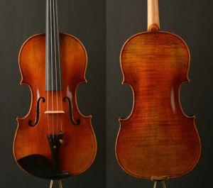 Neuf Fait Main Violon,Stradivarius 1715 Copie ,Prof. Outil Avec Dominant Cordes