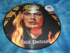 KING DIAMOND -FATAL PORTRAIT- ULTRA LIMITED EDITION PICTURE LP 2000 COPIES ONLY