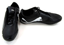 Puma Shoes Drift Cat IV 4 Leather Black/White Sneakers Size 7/8