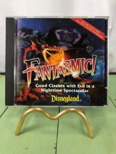 Disneyland Fantasmic! Good Clashes With Evil Cd