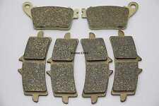 Front Rear Brake Pads For Suzuki Brakes GSXR 750 L GSXR750 2011 2012 2013 2014