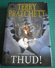 Thud! byTerry Pratchett First Edition Hardback 2005