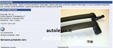 Barre Nere Portatutto Volkswagen Originali Touareg