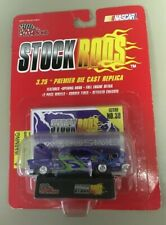 RACING CHAMPIONS STOCK RODS EXCLUSIVE ISSUE # 38 1957 CHEVY
