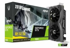 ZOTAC Gaming GeForce® GTX 1660 AMP 6GB GDDR5 Graphics Card