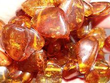 IMPRESSIVE Antique Necklace genuine honey big Baltik sea amber 135,5 gr old