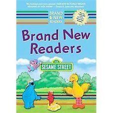 Sesame Street Brand New Readers Box Set [Sesame Street Books]