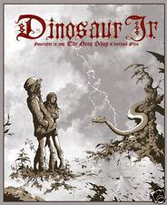 Dinosaur Jr CLEVELAND 2009 poster by Arik Roper
