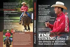 NEW ANDREA FAPPANI The Art of Fine Tuning Series 3 Horse Training DVD Reining