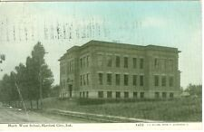 Hartford City,IN. The North Ward School 1913