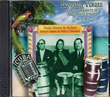 Dominica Verges con La Orquesta de Abelardito Valdes BRAND NEW SEALED CD