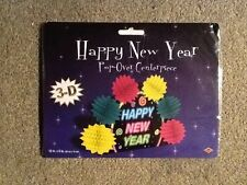 happy new year Pop over centrepiece