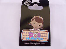 Disney * DOC McSTUFFINS * New on Card Disney Channel Character Trading Pin