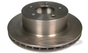 Disc Brake Rotor-Performance Plus Brake Rotor Front Tru Star 491490